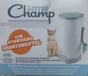 Litter Champ Replacement Bag Refill Roll