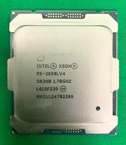 Intel Xeon Processor E5-2650L v4 35M Cache, 1.70 GHz - SR2N8
