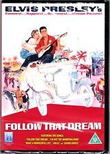 ELVIS PRESLEY - FOLLOW THAT DREAM (1961) DVD   REGION 4