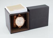 Michael Kors Armbanduhren aus Leder günstig kaufen   eBay