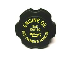 GENUINE GM DELCO FC161, 1647547 OIL FILLER CAP 10W-30 Yellow Lettering