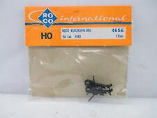 Roco h0 4656 roco-embrague corto para Lok 4149 1 par fw1615