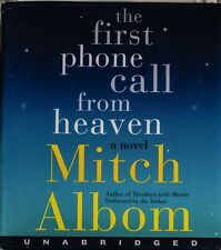 THE FIRST PHONE CALL FROM HEAVEN by Mitch Albom - Audiobook.