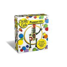 Paul Lamond Crafty Kids marioneta Kit Caballero
