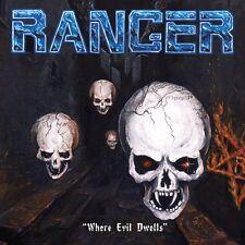 RANGER - Where Evil Dwells (NEW*SPEED METAL KILLER*FIN*AGENT STEEL*RAZOR)