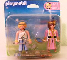 Playmobil Duo Pack Prinzessin mit Zauberfee 4128 Neu Fee Traumschloss Schloss