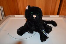 Webkinz Black Cat With New Attached Unopened Tag