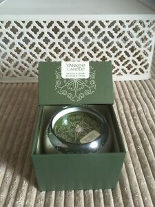 Yankee Candle Globe Single Wick Jar Balsam & Cedar (198g)