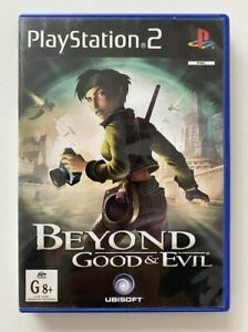 Beyond Good And Evil PS2 VGC PAL