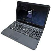 "Dell Inspiron 3521 15.6"" Laptop Pentium 2117U 1.80GHz 4GB RAM 160GB HDD No OS"