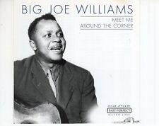 CD BIG JOE WILLIAMSmeet me around the corner2001 EX+ (B4328)