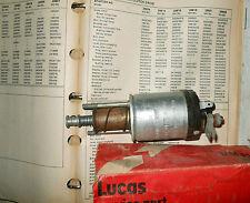 NOS Lucas Starter Solenoid 76892. Starter 25604. MGC ---->