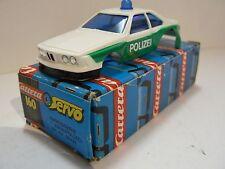 Carrera servo 160 bmw policía carrocería nuevo + embalaje original