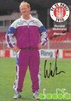 AK 2198 Roland Wollmann FC St. Pauli