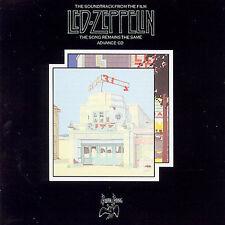 The Song Remains the Same [Bonus Tracks] [Remaster] Led Zeppelin cd 2 disc nice
