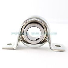 "High Quality!!  SBPP202-10  5/8""  Stamped Steel 2-Bolt Pillow Block Bearing"