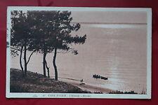 Carte postale ancienne L'ESTEREL (Etude)