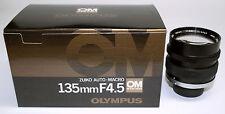 OLYMPUS OM-System Zuiko Auto-Macro 135mm F4,5