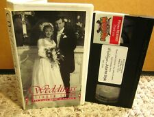 WEDDINGS ATLANTA STYLE planning wedding Gail Freeman video VHS planning Georgia