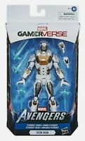 Marvel Legends Iron Man Starboost Armor Gameverse Avengers In Hand Ready to Ship