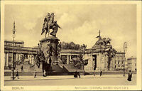"""Berlin AK ~1920 National-Denkmal Kaiser Wilhelm """"Welfra""""-Verlag Charlottenburg"""
