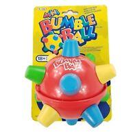 NEW ERTL MINI BUMBLE BALL MOTORIZED SENSORY VIBRATING RUMBLE TOY VINTAGE 2001