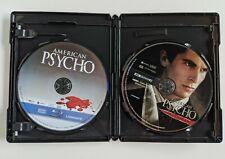 American Psycho Uncut Version 4K Uhd Ultra Hd & Blu-Ray w/ Digital copy Like New