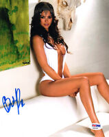 BROOKE BURKE SIGNED AUTOGRAPHED 8x10 PHOTO VERY SEXY PSA/DNA