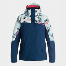 ROXY Women's JETTY BLOCK Snow Jacket - WBB7 - Size Medium - NWT