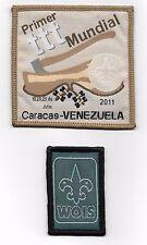 Boy Scouts Venezuela - 1St World TTT Wois - Badges Independent Scouts - Lot