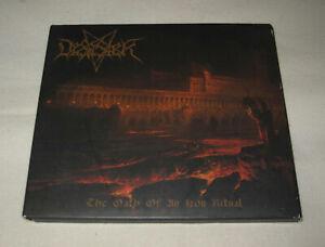 Desaster - The Oath Of An Iron Ritual CD darkthrone immortal absu deströyer 666
