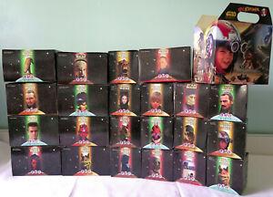 Lot of 22 different STAR WARS Phantom Menace Taco Bell/KFC/Pizza Hut toys MIB +