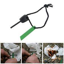 Magnesium Flint Stone-Fire Starter Lighter Survival Emergency Camping Gears Kits