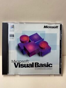 Microsoft Visual Basic, Professional Edition, Version 5.0