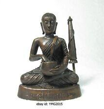 """3.25""""H PHRA SIVAREE Wat Nak Klang ,Statue Thai Amulet for Wealth Fortune"""