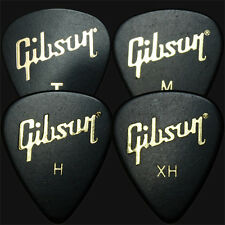 12 x Gibson Standard Guitar Picks Plectrums - 3 Of Each Size