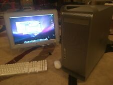 Apple Power Mac G5 2.0GHz  DP PowerPC Dual CPU 2GB OSX NICE! Works & Fast!