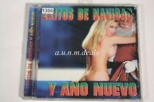 Exitos De Navidad Y Ano Nuevo - Compact Disc  Music CD