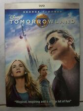 Used Disney TomorrowLand movie DVD