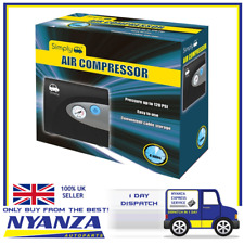 SIMPLY AIR COMPRESSOR EASY TO USE PRESSURE UP TO 120 PSI