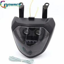 【USA Stock】MT07 FZ07 LED Headlight Assembly kit Replace for 14-17 YAMAHA MT-07