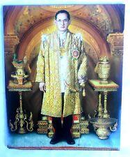 Bild picture König King Bhumibol Adulyadej RAMA IX Thailand 26x19 cm  (8