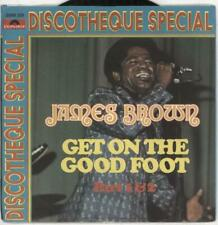 "James Brown Get On The Good Foot 7"" vinyl single record UK 2066231 POLYDOR"