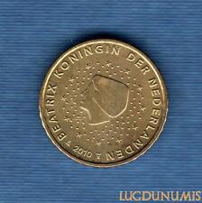 Pays Bas 2010 - 10 centimes d'Euro - Pièce neuve de rouleau - Netherlands