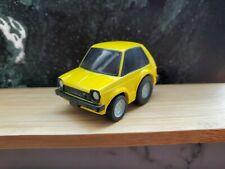 Tomy - Choro Q - Takara Toyota Starlet No. 81 Yellow