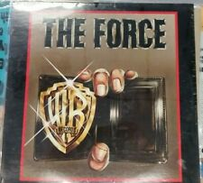 WARNER BROTHERS RECORDS SEALED LP THE FORCE PROMO COMPILATION PRO-612