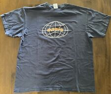 Vintage Oasis 1998 All Around The World North American Tour Concert T Shirt Band