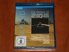 PINK FLOYD MAKING OF DARK SIDE OF THE MOON BLU-RAY LIVE FOOTAGE INTERVIEWS New