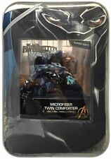 Black Panther MicroFiber Reversible Twin Comforter (Super Soft!)