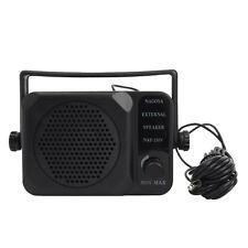 NSP-150V Mini Black External Speaker for Yaesu Kenwood Icom CB Radio Nice